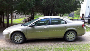 2003 Chrysler Sebring SLX Sedan