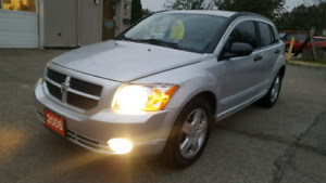 2008 Dodge Caliber SportXT Certified/Three months warranty
