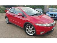 2007 Honda Civic 1.8i-VTEC Sport*Low Mileage*Very Good Condition