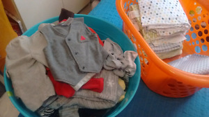 Baby boys clothing $60 firm 3m to 9months