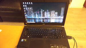 Acer Aspire V15 Nitro gaming laptop
