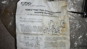Chrome power steering pump. Regina Regina Area image 2