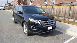 2015 Ford Edge SEL SUV, V6 3.5L, NAVIGATION & PANORAMIC ROOF