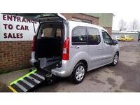 2011 Peugeot Partner Tepee Diesel Wheelchair Disabled Accessible Vehicle