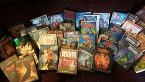 FAMILY  AND KIDS   DVDS