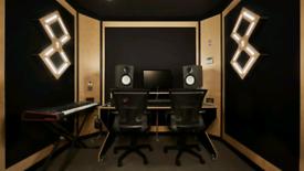 £25/hour Professional engineer, high quality music recording studio