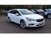 2017 Vauxhall Astra 1.6 CDTi 16V 136 SRi Nav 5dr Manual Diesel Estate