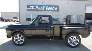 Rare Find- 1970 GMC C10 Reg Cab Step Side Short Box Big Block