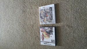 Ds and 3ds game