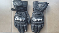 Dainese motorcycle gloves / gants