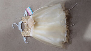 BNWT Flower girl/Holiday Sequin Dress