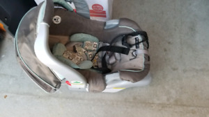 Baby graco  swings, high chair, play yard, car seat