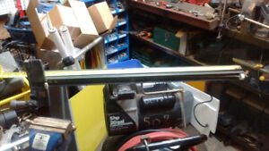 Sears table saw fence