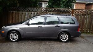 2006 Ford Focus zxw ses Wagon