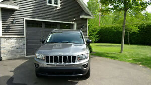2012 Jeep Compass Edition Altitude VUS