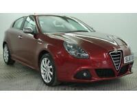 2011 Alfa Romeo Giulietta JTDM-2 VELOCE Diesel red Manual