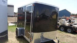 """2016 look 6x10 ST Enclosed Cargo Trailer +6"""" extra Height"""