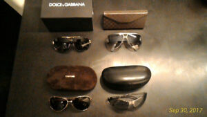 Assortment Of Sunglasses For Sale