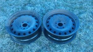 Dodge ram steel rims