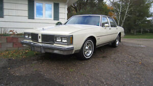 selling my classic 1984 Olds