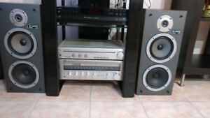 vintage Wharfedale speakers