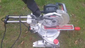 Craftsman 10 inch miter saw