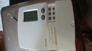 New Honeywell Programmable Thermostat