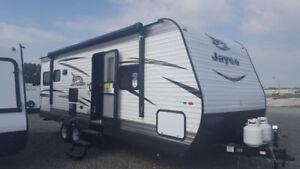 Jayco jayflight SLX 245 RLSW 2018 neuve 28.2 pieds