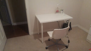 IKEA Study table combo with chair and study lamp