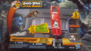 Brand new Angry Birds Star Wars