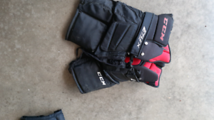 CCM eflex goalie pants