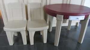 Ensemble table et chaises/Traditions Kids Table & Chairs STEP2 West Island Greater Montréal image 2