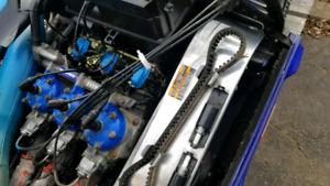Yamaha srx 700