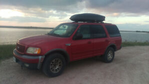 2001 Ford Expedition for Sale (converted to a camper)