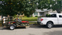 lawn care &landscaping