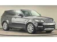 2017 Land Rover Range Rover Sport 3.0 SD V6 HSE CommandShift 2 4X4 (s/s) 5dr SUV