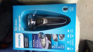 Phillips electric shaver