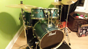 2013 pearl export 5 piece kit