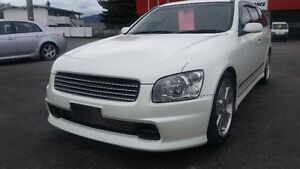 2001 Nissan Stagea 250t RS 4 Wagon