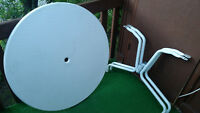 White Fiber-glass Patio Table Forsale