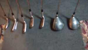 mens left hand goliath golf clubs London Ontario image 3