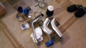 assorted intake system parts-----$40.00