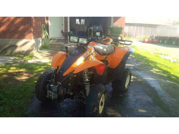 Used 2006 Polaris scralmber 500HO