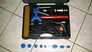 NEW - Dent Puller Kit - Paintless Dent Removal, PDR Tools