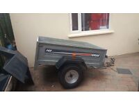ERDE 142 fully galvanised trailer (excellent condition)