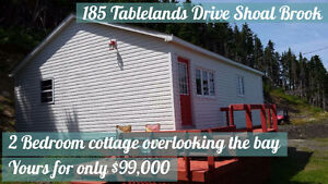 BEAUTIFUL 2 BEDROOM COTTAGE ONLY $99,000 - SHOAL BROOK