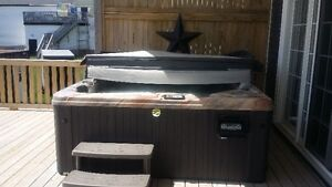 One and a half year old HOT TUB for Sale - GREAT DEAL! St. John's Newfoundland image 5