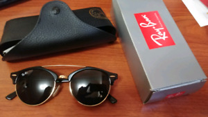 Rayban Clubround Double Bridge, make an offer