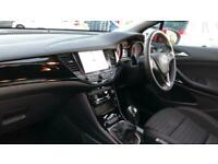 2019 Vauxhall Astra 1.4i Turbo SRi Nav 5dr Hatchback Petrol Manual
