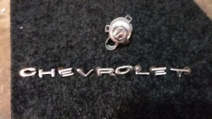 1965 chevrolet letters and ignition.